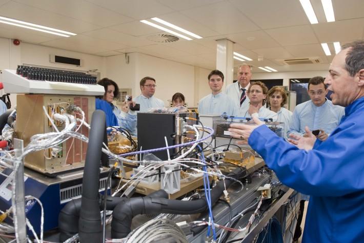 Výzkumné centrumpro Galileo